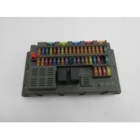 06 Mini Cooper S R50 R52 R53 #1048 Interior Relay Fuse Box Block 61146906626