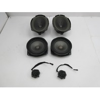 06 Mini Cooper S R50 R52 R53 #1048 Full Set OEM Harman Kardon Speaker Tweeter