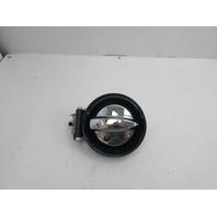 06 Mini Cooper S R50 R52 R53 #1048 Fuel Gas Cap Lid Door Chrome OEM
