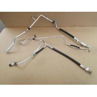 06 Mini Cooper S R50 R52 R53 #1048 Air Conditioning A/C Line Hose Pipe Set