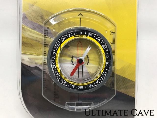 New Brunton TruArc3 Baseplate Compass BN91574