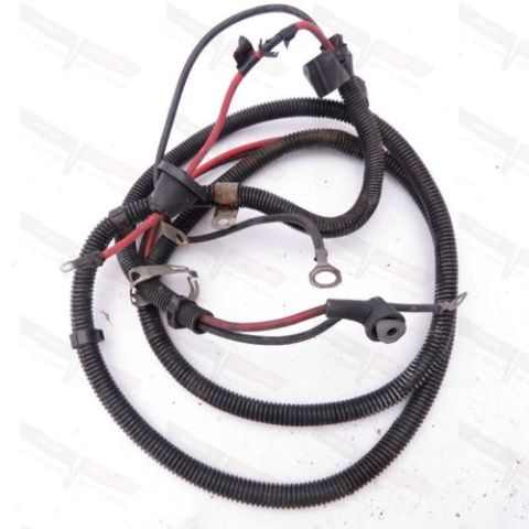 Details about Corvette OEM Alternator Charging Wire Harness to Rear on wire leads, wire clothing, wire holder, wire ball, wire cap, wire sleeve, wire nut, wire connector, wire lamp, wire antenna,
