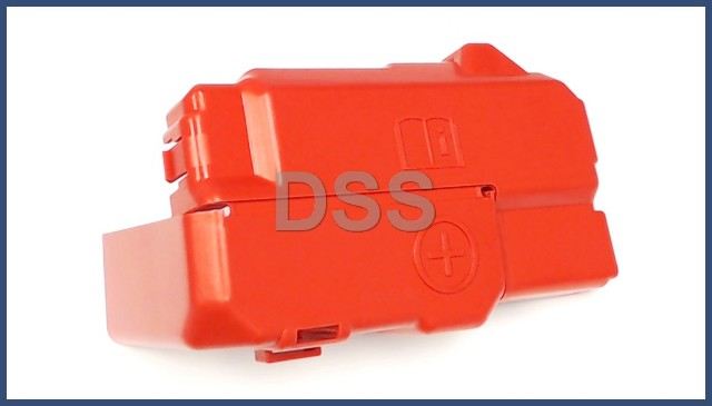 HONDA OEM 11-16 CR-Z 1.5L-L4 Battery-Positive Cable Terminal Cover 32418TK6003
