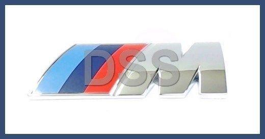 New Genuine Bmw M Sport Tri Color Emblem Logo Badge M Tech Oem