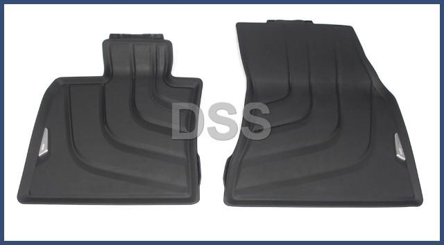 floor white bmw diamond products mats with premium black stitching
