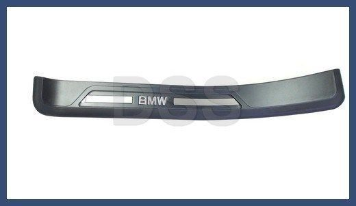 New Genuine Bmw Door Sill Cover Plate Rear Left 525i 528i