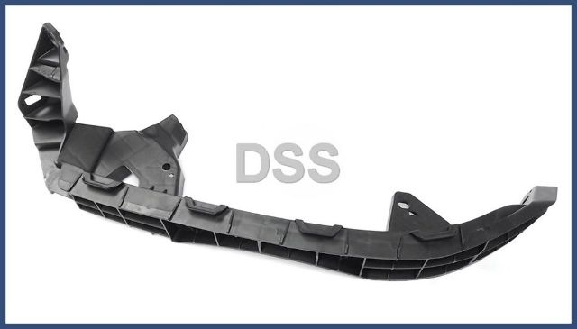 Fits 13-17 Accord Front Bumper Upper Beam Retainer Mounting Bracket Driver Side
