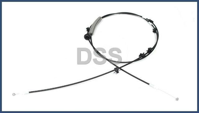 Genuine Honda Odyssey Latch Lock Release Cable Wire Hood 74130SHJA01