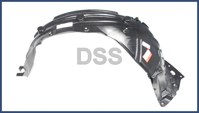 Front Passenger Fender Flare for Jeep Wrangler TJ 97-06  11603.04 Omix-Ada