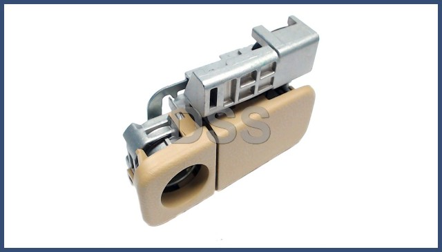 Honda 77540-SWA-A01ZB Glove Box Lock Assembly
