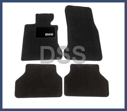 carpet factory black oem m p mats sport pad s bmw floor
