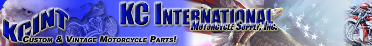 KC International - Custom & Vintage Motorcycle Parts!