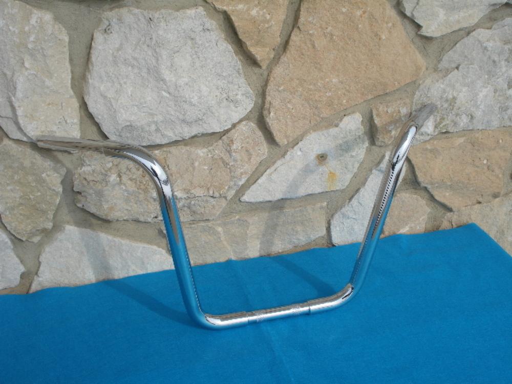 Ultima 12 Chrome Classic Ape Hanger Apes Handlebars Bars Harley Springer Softail