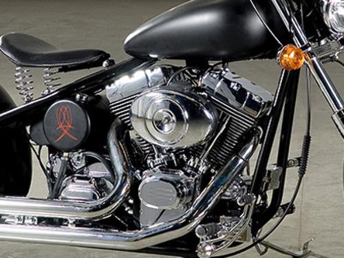 Kraft Tech K16071 Rigid Style Frame For Harley Chopper