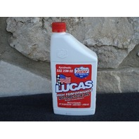 LUCAS 10702 SYNTHETIC MOTORCYCLE OIL FOR HARLEY 20W50