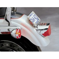 KURYAKYN 8130 TAILLIGHT COVER FOR HARLEY
