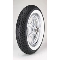 DUNLOP D404 150/80-16 CRUISER WIDE WHITEWALL FRONT TIRE