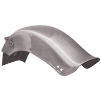 KCINT  REAR FENDER FOR  HARLEY WIDE GLIDE FXWG 1980-1986 REPLACES OE #  59904-84
