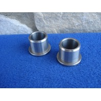"""1"""" WHEEL BEARING I.D. REDUCERS  FOR  HARLEY  MIDWEST  DNA 1"""" TO 3/4"""" REPL 33-295"""