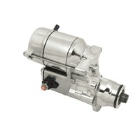 1.4KW  CHROME STARTER HARLEY B/T HERITAGE FAT BOY DYNA TOURING 2007-16 31621-06A