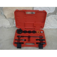 WHEEL BEARING PULLER INSTALLER TOOL KIT FOR HARLEY 2000 UP WHEELS