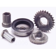 24 TOOTH COMPENSATING SPROCKET KIT FOR HARLEY EVO SOFTAIL 1984-90