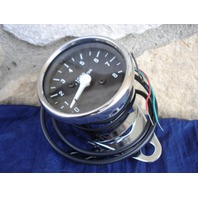 MOTORCYCLE TACHOMETER  FOR  ALL  DUAL FIRE IGNITIONS  HARLEY  TACH UNIVERSAL FIT