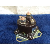 BLACK FINISH STARTER SOLENOID FOR HARLEY FX FL 1974-79 REPLACES OE  #  71463-73A