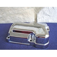 SUPER SALE CHROME 5 SPEED TRANSMISSION COVER FOR HARLEY FLH FLT REPL OE 34543-00