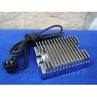 22 AMP CHROME VOLTAGE  REGULATOR FOR HARLEY TOURING 1981-88 REPLACES # 74516-86