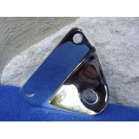 SURPLUS CHROME 5 SPEED  MOTOR MOUNT PARTS  FOR  HARLEY  REPLACES OE # 47159-79TA