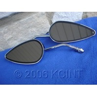 CUSTOM MIRRORS PARTS FOR MOST HARLEYS SPORTSTER SOFTAIL
