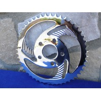 3 SPOKE 49 T SPROCKET 0.125 OFFSET FOR SPORTSTER CHOPPER