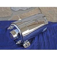 29976-83T 12V CHROME GENERATOR 4 HARLEY XL SHOVELHEAD 65-81
