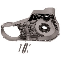 CHROME INNER PRIMARY COVER FOR HARLEY SOFTAIL 1990-93 REPLACES OE # 60630-90