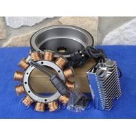 FOR HARLEY S&S EVO SHOVEL HEAD 70-99 MOTOR 32 AMP H/D ALTERNATOR CHARGING  KIT