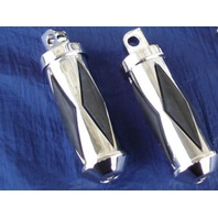 DIAMOND FOOTPEGS PARTS FOR HARLEY DYNA SPORTSTER 72 UP
