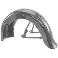 RIGID  BIG TWIN  REAR FENDER FOR  HARLEY  PANHEAD 1949-57 REPLACES OE # 59612-41