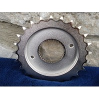 "FOR HARLEY SPORTSTER & BIG TWIN 24 TOOTH 1/2"" OFFSET TRANSMISSION SPROCKET"