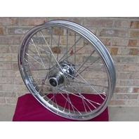 40 SPOKE 21 X 2.15 FRONT WHEEL FOR HARLEY DYNA FXDWG 1993-1999 FXST 84-99