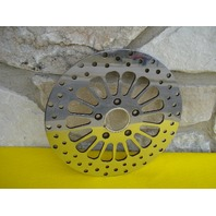 "ULTIMA 11.5"" KING SPOKE FRONT BRAKE ROTOR HARLEY PARTS 1984 & UP"
