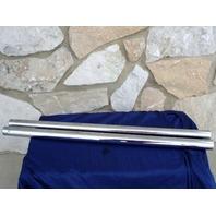 """12"""" OVER MIDWEST FORK TUBES FOR HARLEY FXST DYNA WIDE GLIDE & ULTIMA FRONT FORKS"""