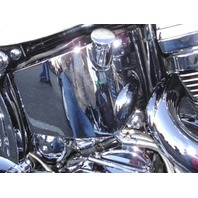CHROME PLATED OIL TANK  SOFTAIL HARLEY 1986-99 REPL OE # 62498-89A & 62498-91