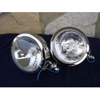 HARLEY HERITAGE FATBOY ROAD KING TOURING HEADLIGHTS SPOTLIGHTS PARTS