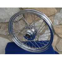 """19x2.5"""" FRONT WHEEL FOR HARLEY FX & SPORTSTER XL 1978-83 NARROW GLIGE"""