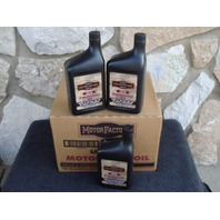CASE 50 WT MOTORCYCLE OIL FOR HARLEY SOFTAIL TOURING SPORTSTER