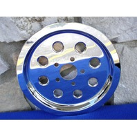 61 T  REAR BELT PULLEY COVER FOR HARLEY SPORTSTER 1991-2003