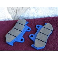BRAKE PADS FOR DNA 4 PISTON CALIPERS SPRINGER & SOFTAIL REAR BRAKES
