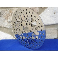 MESH SPOKE STYLE FRONT BRAKE ROTOR FOR HARLEY PARTS 2000 & UP