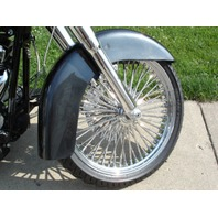 "21X3"" DNA FAT MAMMOTH 52 SPOKE  2000-06 FRONT WHEEL HARLEY HERITAGE DELUXE FLST"